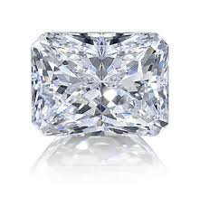 CERTIFIED Radiant 0.94 Ct. G, SI2, EGL USA