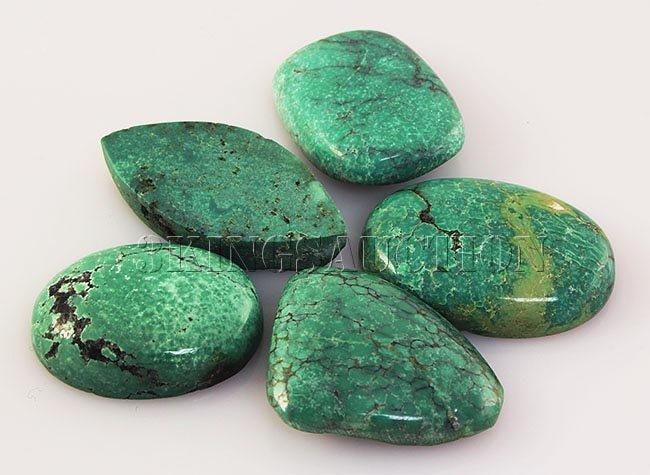 Natural Turquoise 246.38ctw Loose Gemstone 3pc Big Size