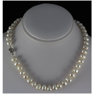 283.24ctw Philippine 10-11mm Freshwater Pearl Necklace