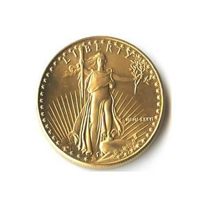 Quarter Ounce 1986 US American Gold Eagle Uncirculated