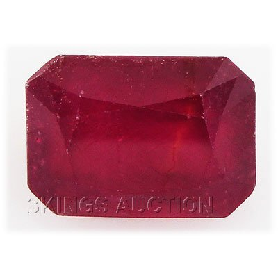 6.30ctw African Ruby Loose Gemstone