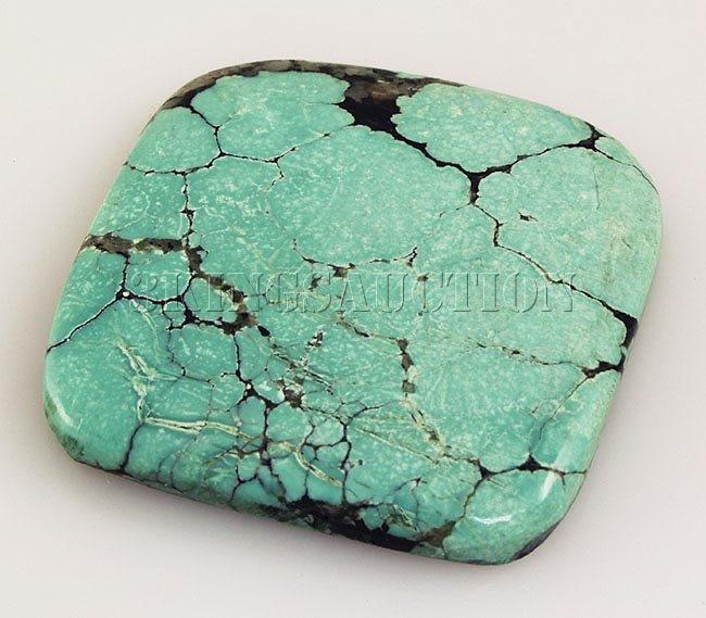Natural Turquoise 103.46ctw Loose Gemstone 1pc Big Size