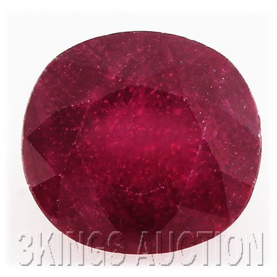 6.31ctw African Ruby Loose Gemstone