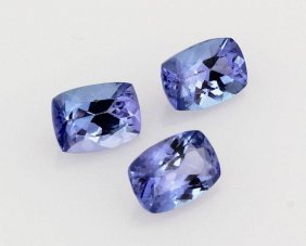 Natural African Tanzanite 2.87ctw Loose Gemstone AA+