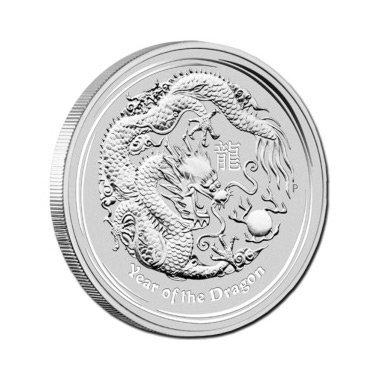 Australian Lunar Silver 5 oz Silver Coin Series II