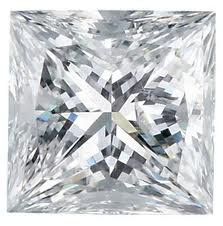 CERTIFIED Princess1.0 Carat E,VS1, GIA