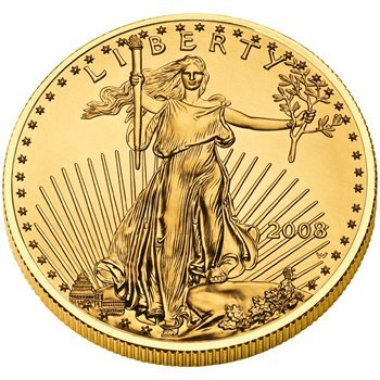 US American Gold Eagle Uncirculated 1 oz (Dates Our Cho