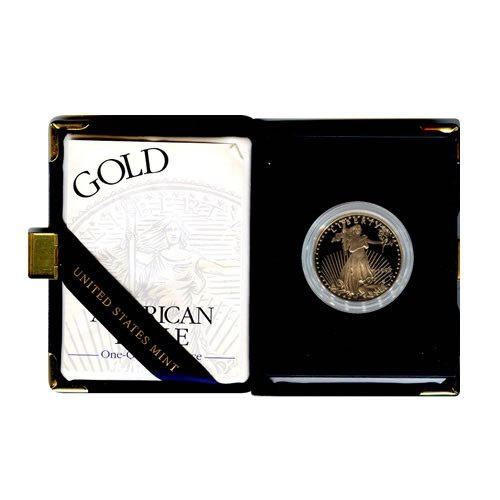 Proof American Gold Eagle Half Ounce (Date of Our Choic