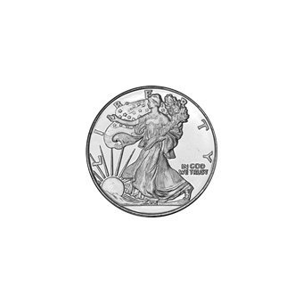 Assorted Silver Bullion Tenth Ounce Round