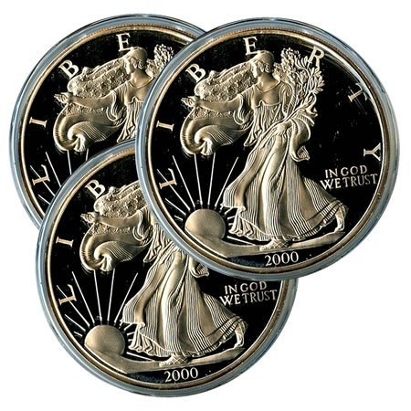 Assorted Silver 6 Ounce Round (Design Our Choice)