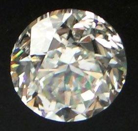 Round 1.22 Carat Brilliant Diamond D IF