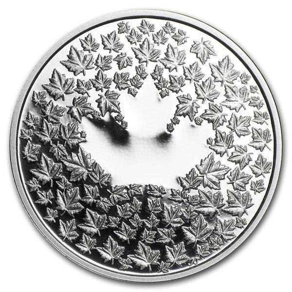 Canadian Silver Maple Leaf 1994