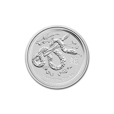 Australian Lunar Silver Half Ounce Silver Series II
