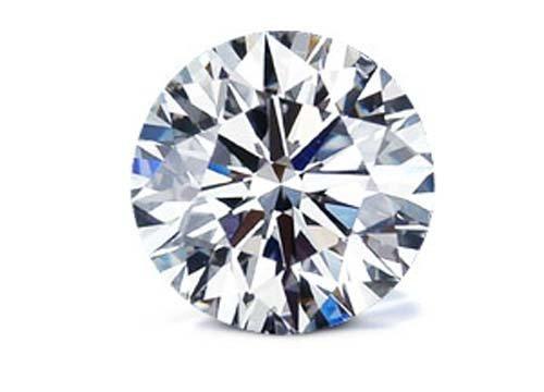 Round 0.70 Carat Brilliant Diamond G SI2
