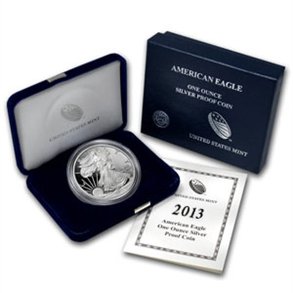 2012 United States Mint Limited Edition Silver Proof