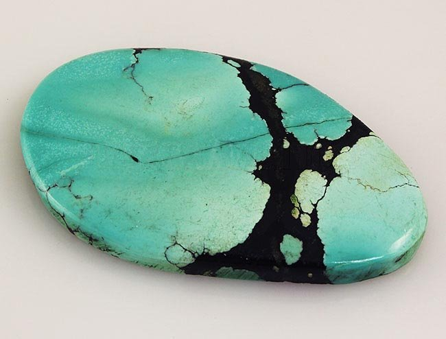 Natural Turquoise 100.02ctw Loose Gemstone 1pc Big Size