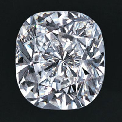 Cushion 1.01 Carat Brilliant Diamond D VS2