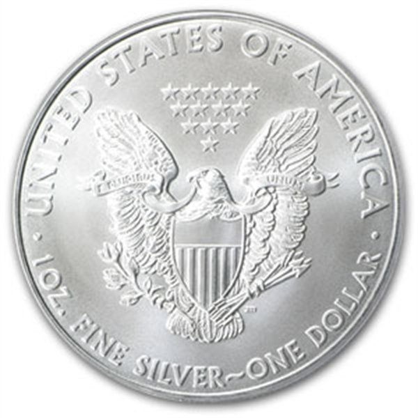 2005 1 oz Silver American Eagle (Brilliant Uncirculated