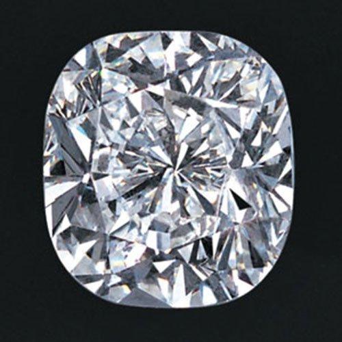 Cushion 1.0 Carat Brilliant Diamond D VS2