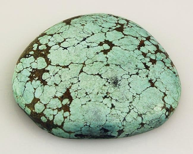 Natural Turquoise 126.27ctw Loose Gemstone 1pc Big Size