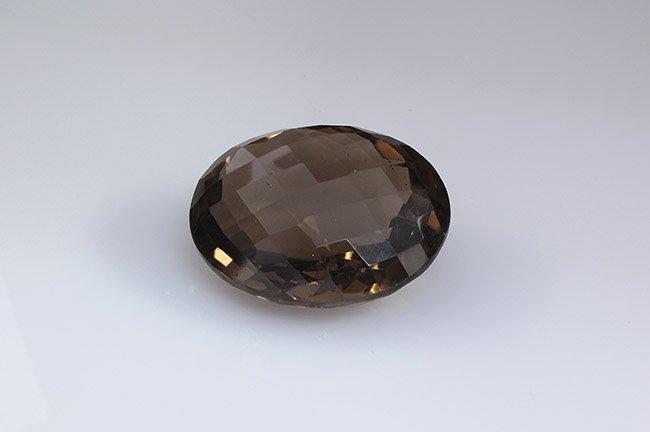 Natural Smoky Quartz Loose Gemstone