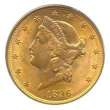 $20 Liberty Uncirculated Early Gold Bullion