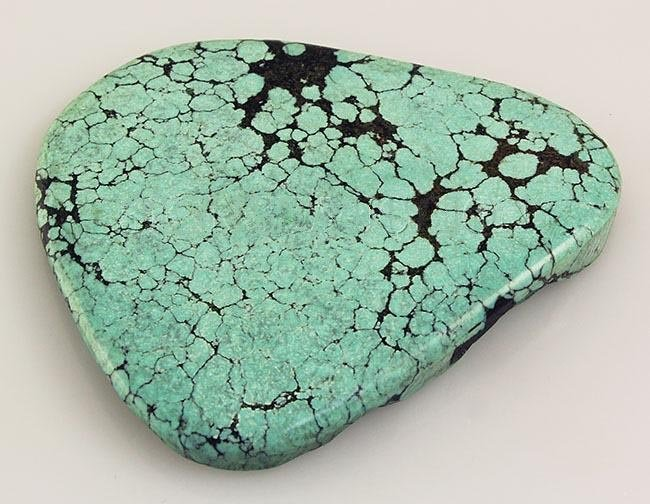 Natural Turquoise 111.66ctw Loose Gemstone 1pc Big Size