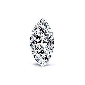Marquise 0.81 Carat Brilliant Diamond E SI1