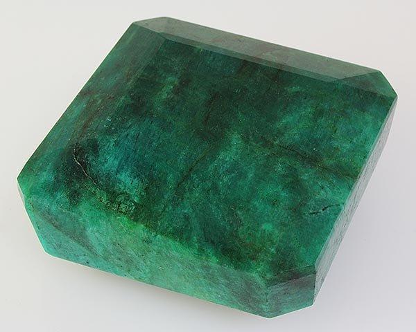Big Emerald Beryl 1123.00ctw Loose Gemstone Square Cut