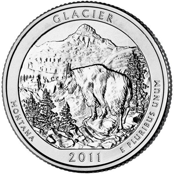 2011 Silver 5oz. Glacier ATB