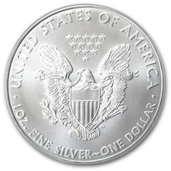 2009 1 oz Silver American Eagle (Brilliant Uncirculated