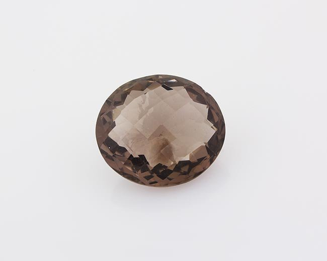 Smoky Topaz 52.61 ct Pear Loose Gems