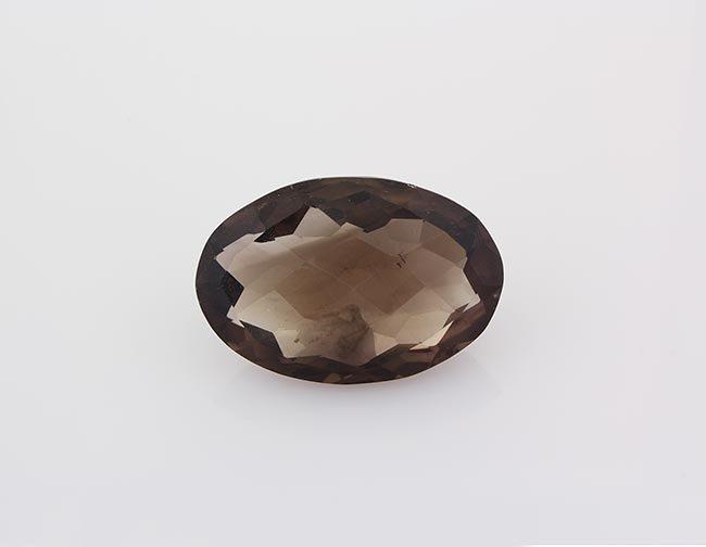 Smoky Topaz 56.74ct Pear Loose Gems