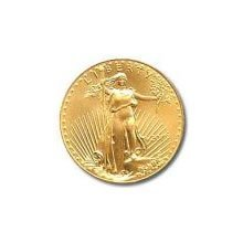 One-Tenth Ounce US American Gold Eagle Uncirculat