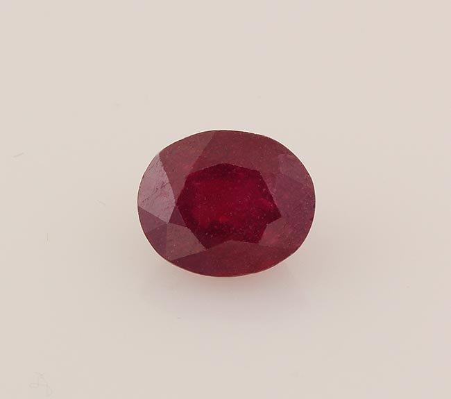 5.30CTW African Ruby Loose Gemstone