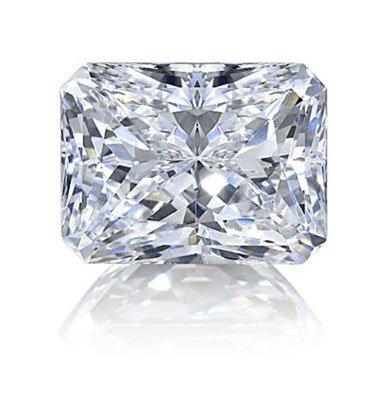Radiant 0.70 Carat Brilliant Diamond D VS1