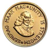 South African 2 Rand Gold Coins AGW .2354