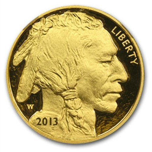 2013-W 1 oz Proof Gold Buffalo PF-70 NGC Early Releases
