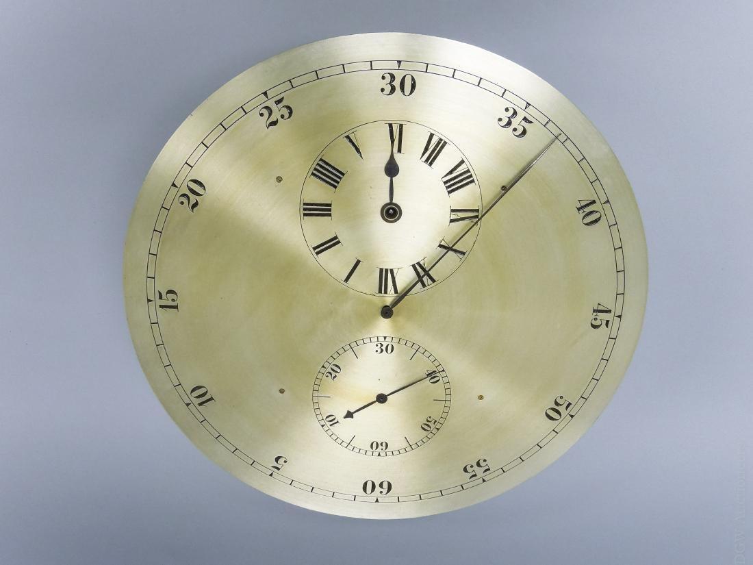 George Jones Astronomical Regulator Clock in Herter - 2