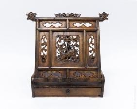 Qing Dynasty Portable Desk.