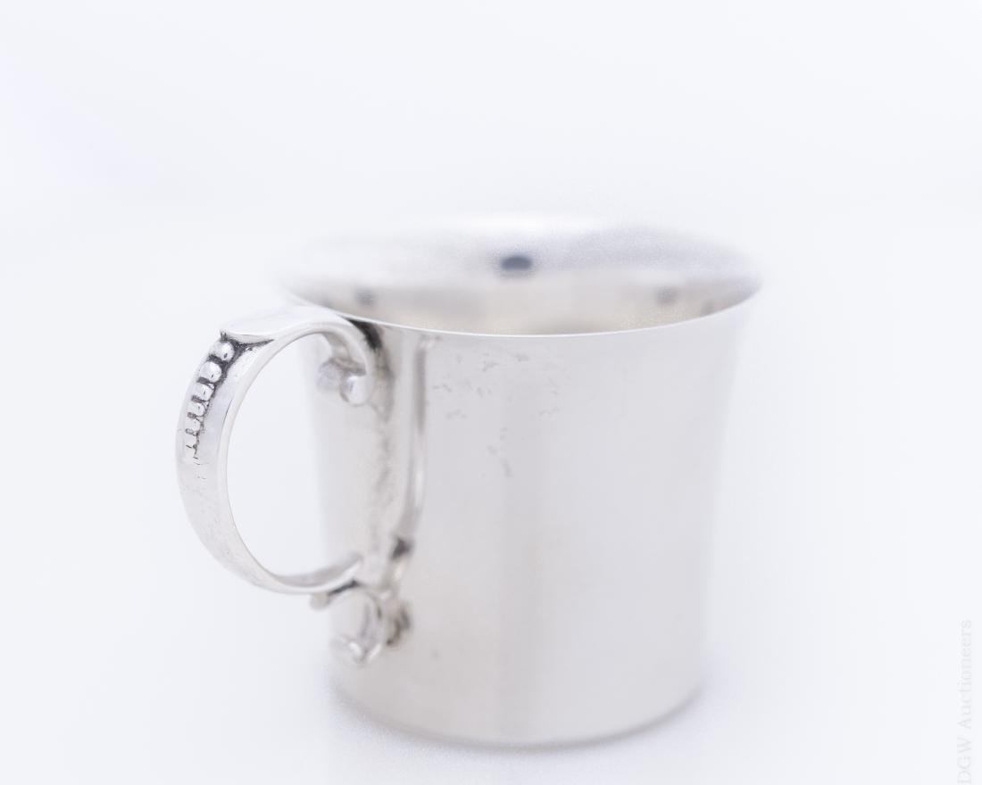 Watson Sterling Silver Baby Cup.