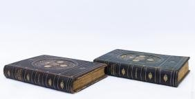 (2) Antiquarian Volumes, The National Shakespeare.