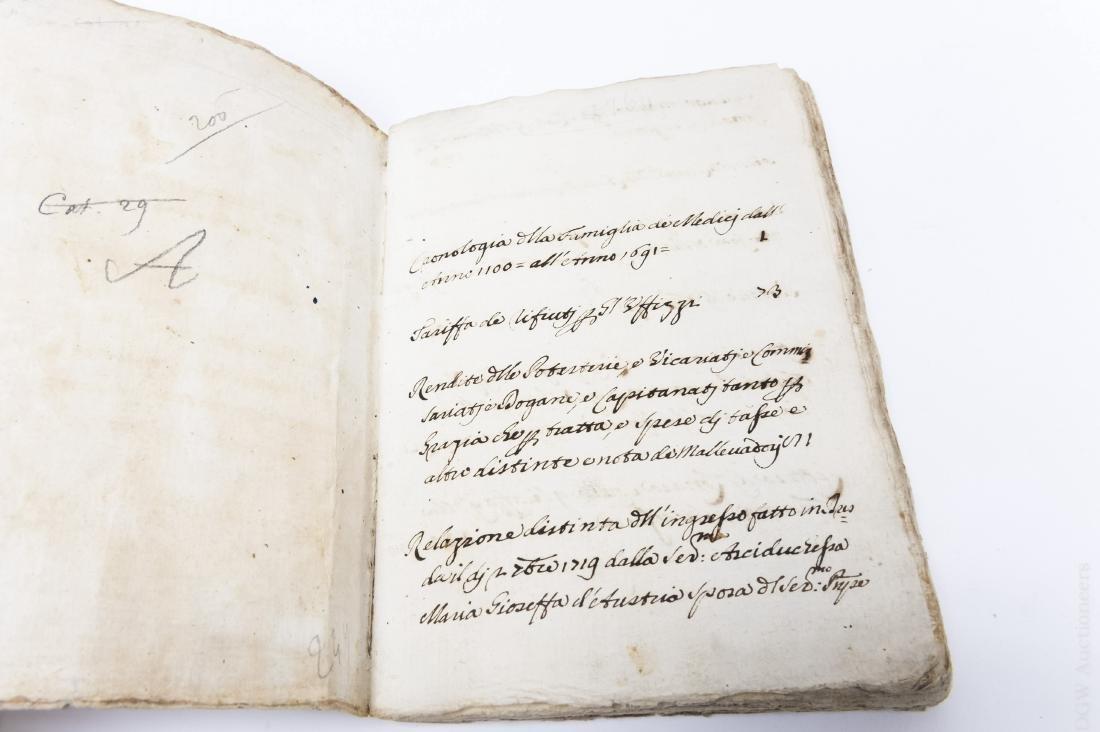 (2) Early 17th Century Italian Books. - 3