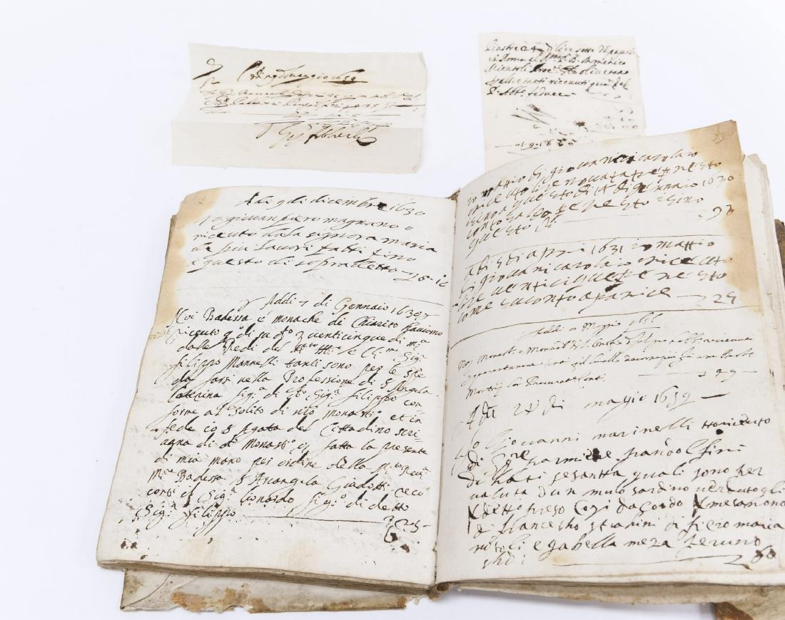 (2) Early 17th Century Italian Books. - 9
