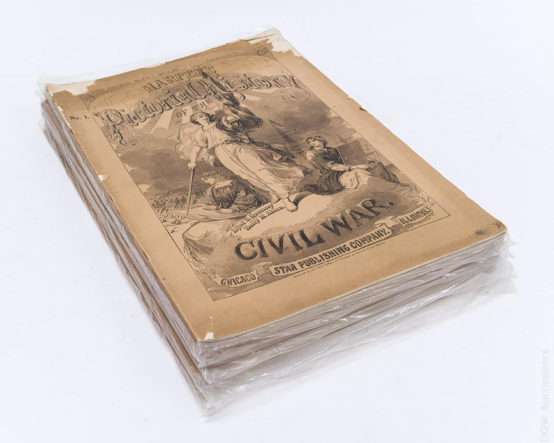 Harper's Pictorial History of the Civil War, 1894.