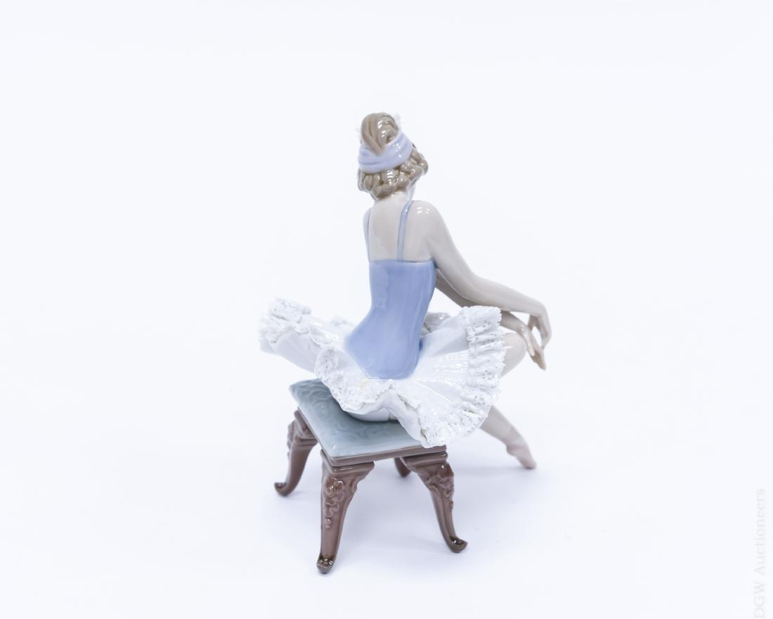 Lladro Porcelain Figure, Opening Night. - 2