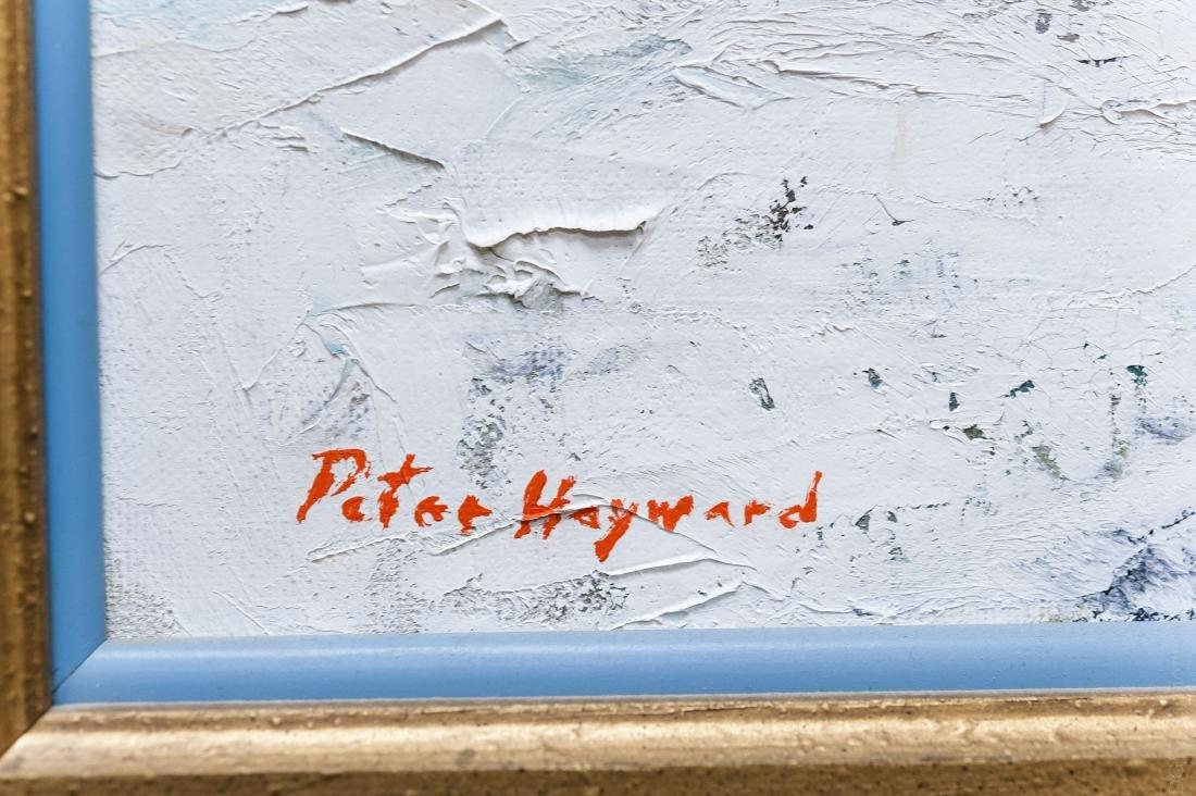 Peter Hayward Oil on Canvas, Seascape. - 2