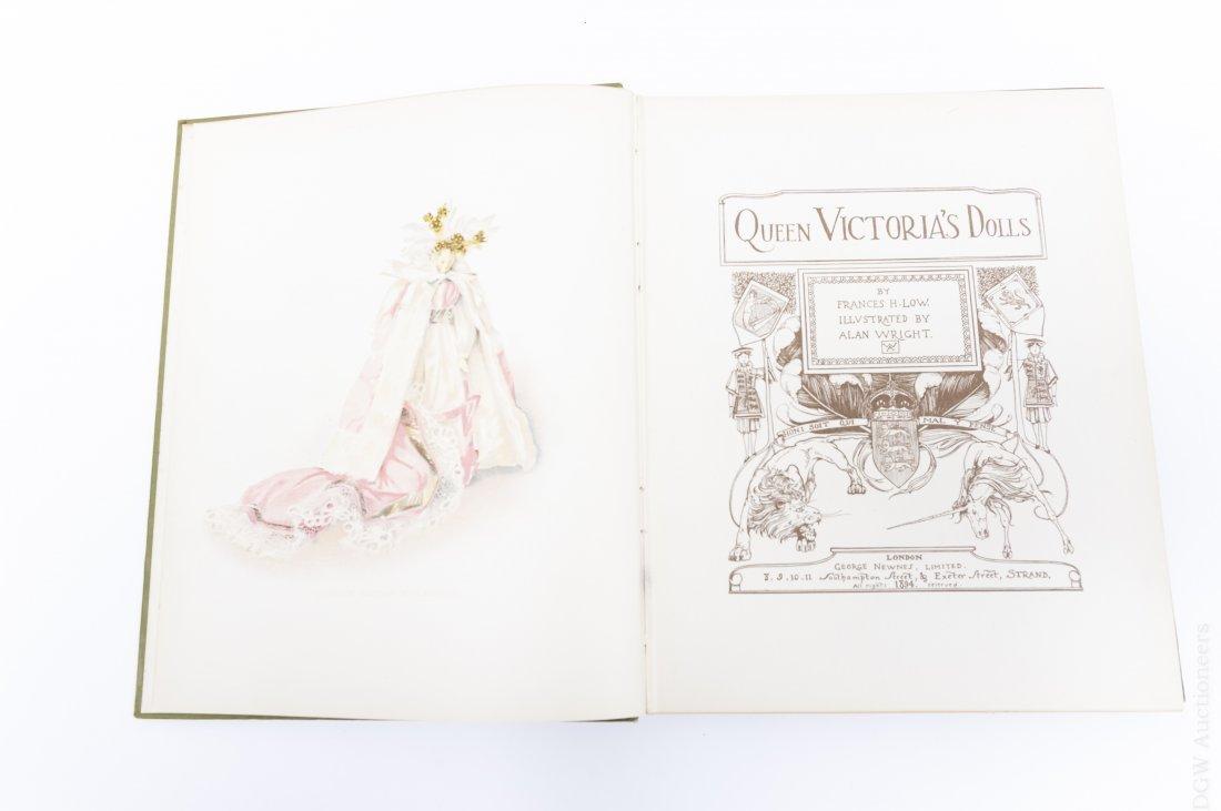One Volume, Queen Victoria's Dolls, Frances H. Low. - 3