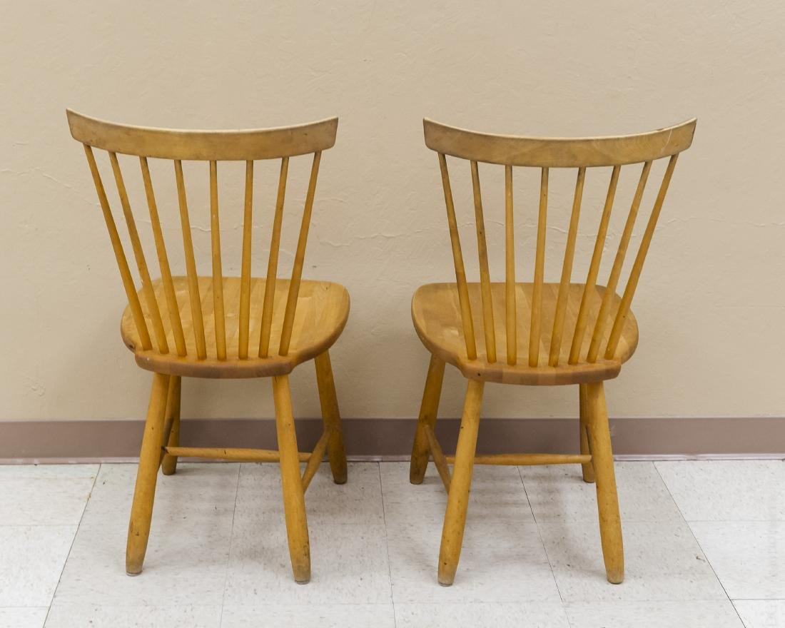 Pair of Stolab Carl Malmsten Side Chairs. - 2