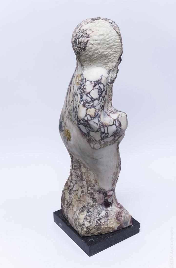 Lorrie Goulet Marble Sculpture. - 2